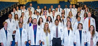 Physical Therapy Annual White Coat Ceremony Sept 9th! | Department ...